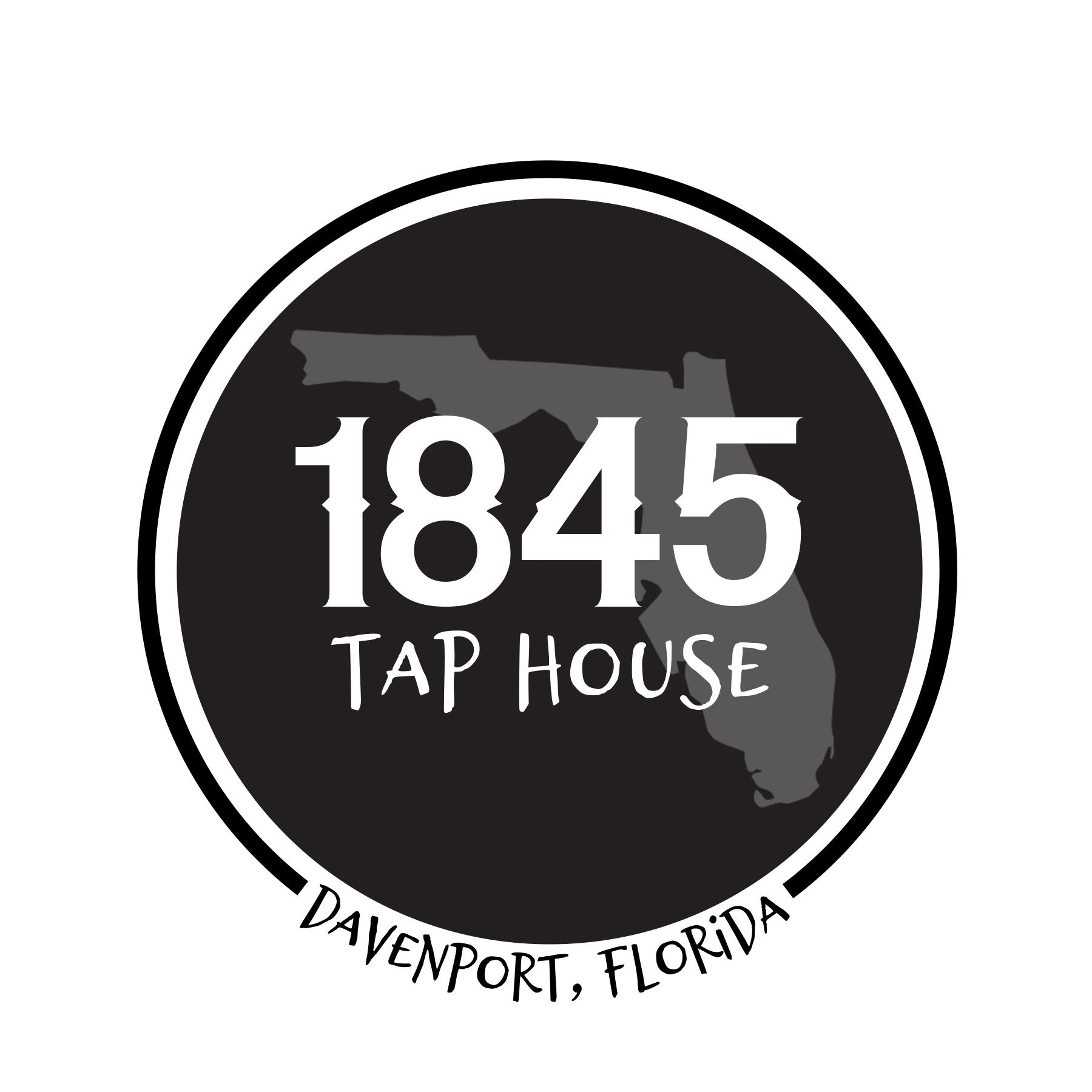 1845 taphouse logo FL 02
